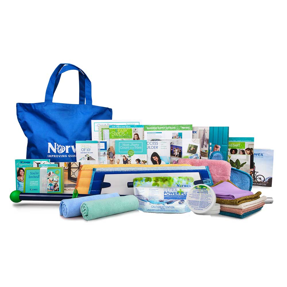 all you need to get started is your party starter kit - Norwex Party Invitation