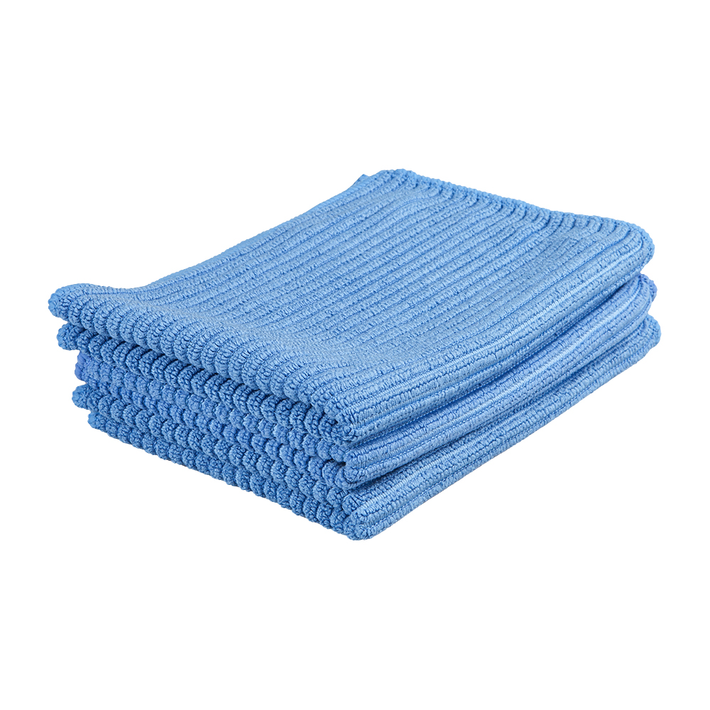 Kitchen Cloth Trio (Blue)