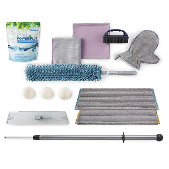 Just Add Water Package – Powder