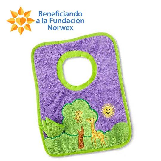Toddler Bib - Tree