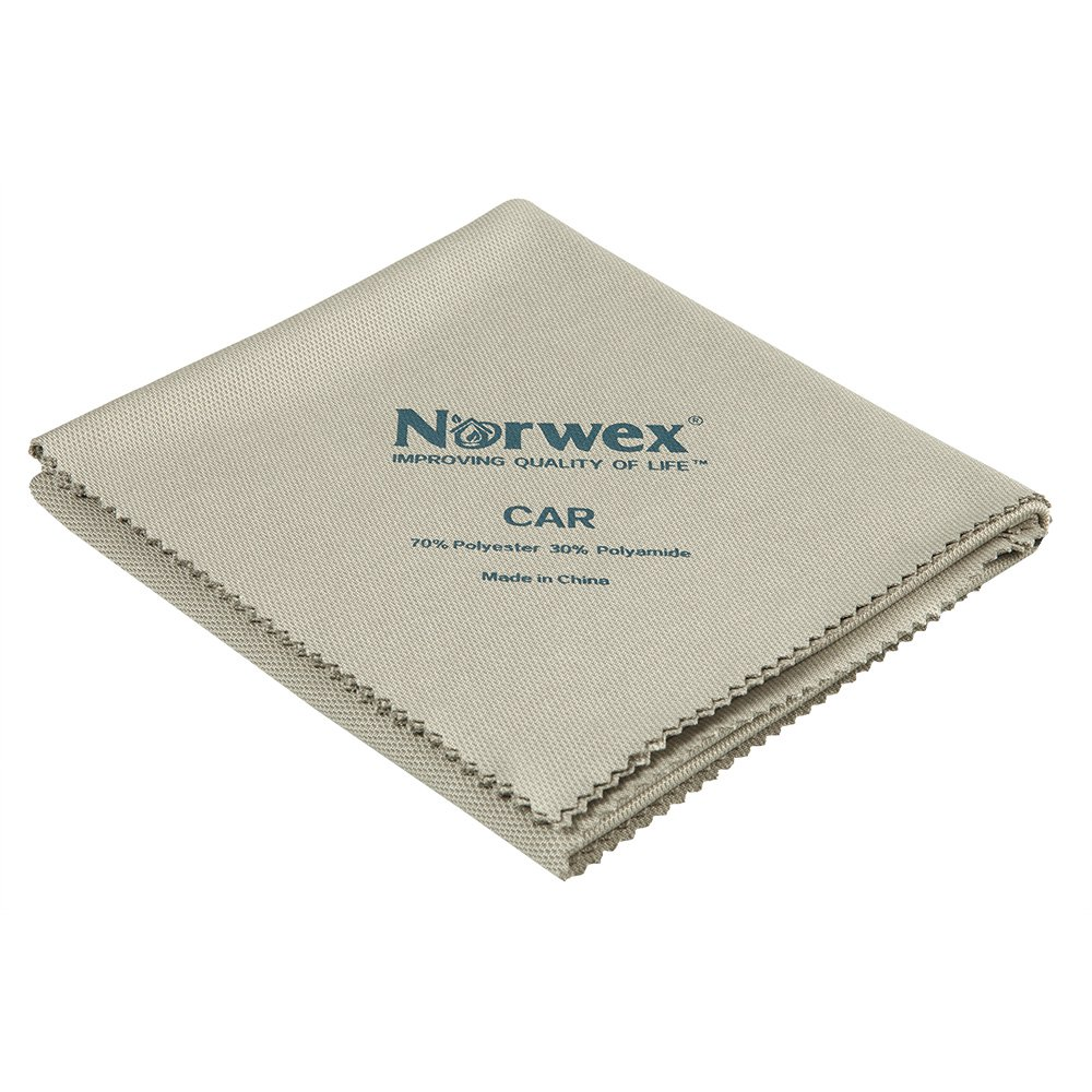 Car Cloth Grey