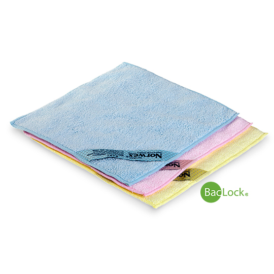 Baby Body Pack - Pastel 3 cloths
