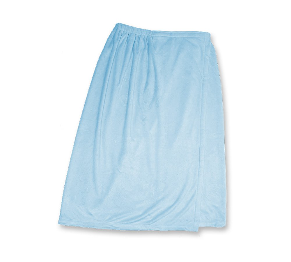 Spa Wrap Light Blue