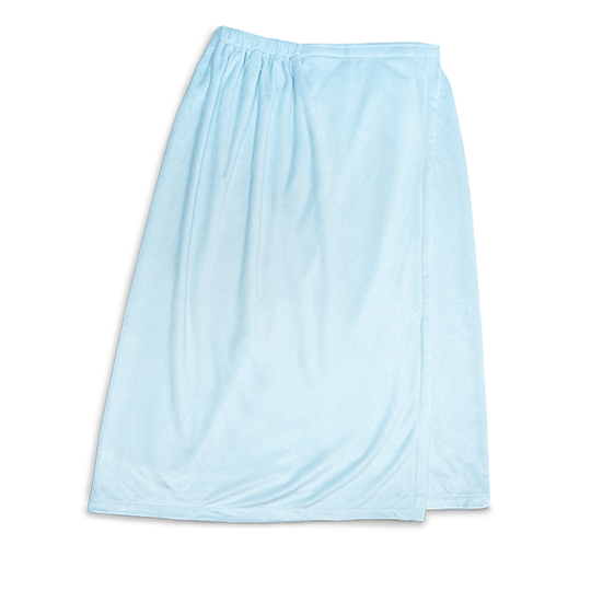 Spa Wrap Light Blue
