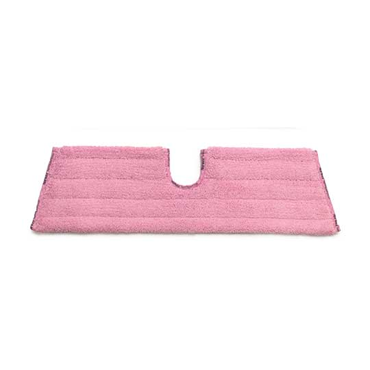 Double Sided Dry Superior Mop Pad Pink