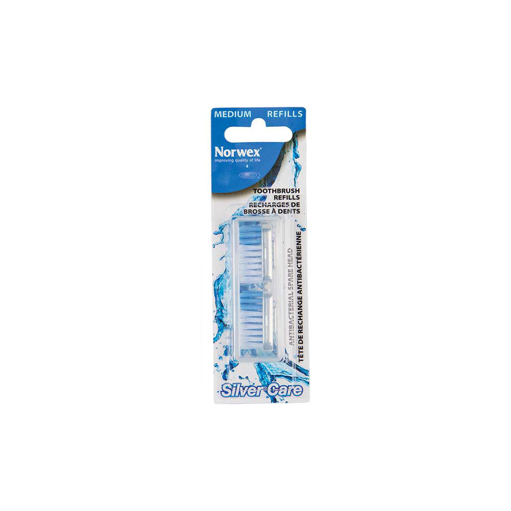 Refill Med Toothbrush 2pack