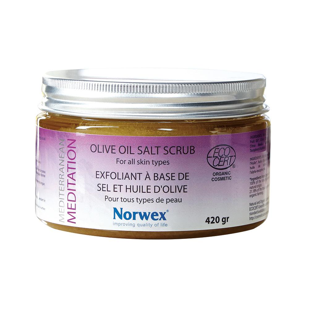 Mediterranean Meditation Olive Oil Scrub