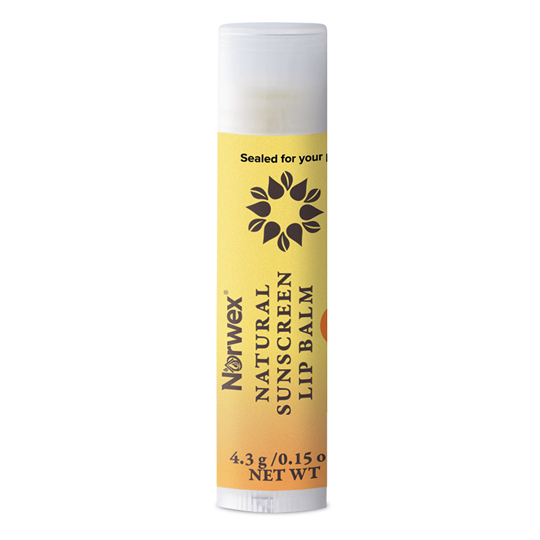 Natural Sunscreen Lip Balm (SPF 15)