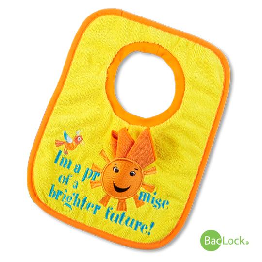 Toddler Bib - Promise