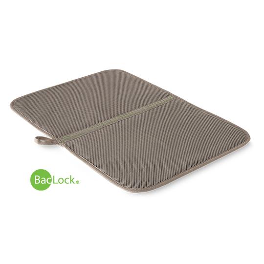 Dish Mat with BacLock®, mushroom