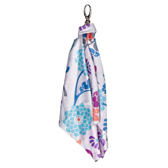 E30411 - Optic Scarf - Floral Design