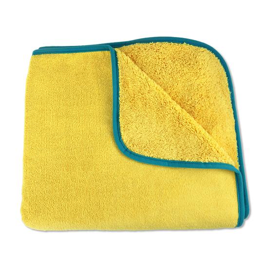 Kids Towel - Yellow