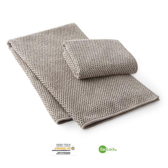 Set: Kitchen Towel & Cloth Set - Diamond Mushroom