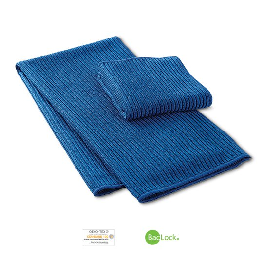 Kitchen Towel & Cloth Set (Navy)