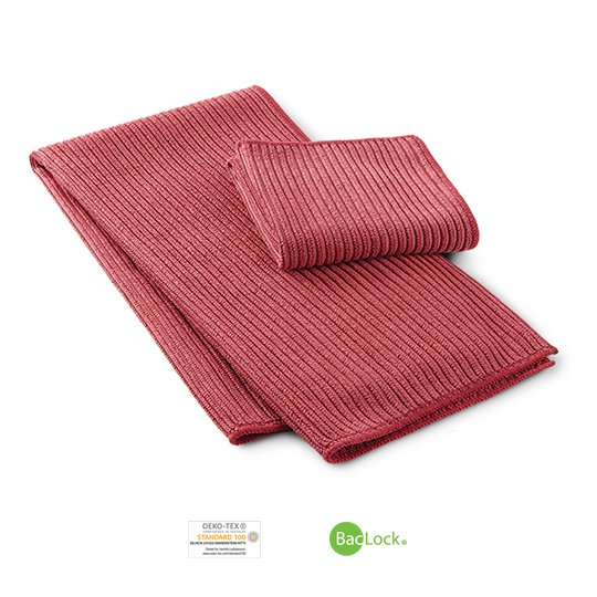 Kitchen Towel & Cloth Set (Pomegranate)