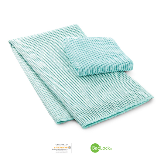 Kitchen Towel & Cloth Set (Sea Mist)