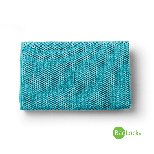 Textured Kitchen Towel, turquoise