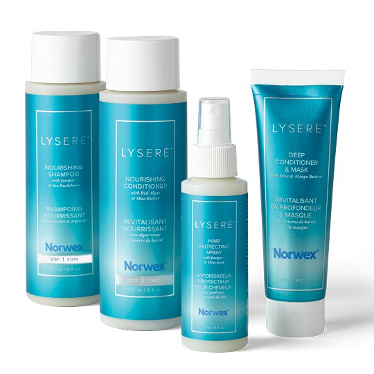 Lysere™ Nourishing Hair Care Collection