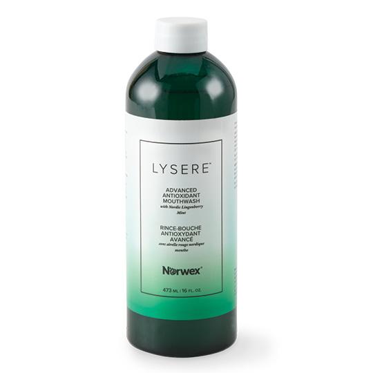 Lysere™ Advanced Antioxidant Mouthwash, mint