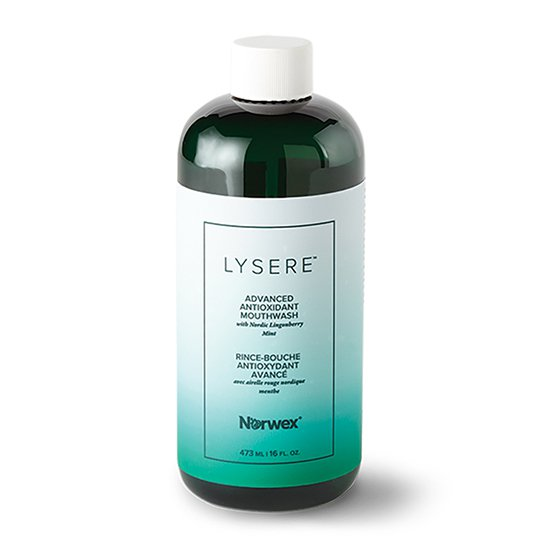 Lysere™ Advanced Antioxidant Mouthwash, mint