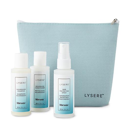 Lysere™ Nourishing Hair Travel Trio