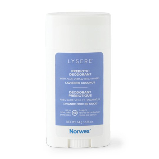 Lysere Prebiotic Deodorant - Coconut Lavender (64g)