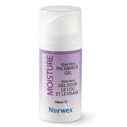 Mediterranean Moisture Aloe Vera Face & Neck Gel