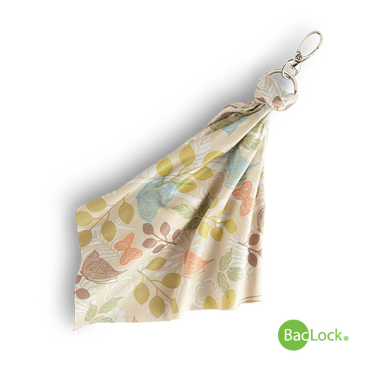 Optic Scarf Butterfly