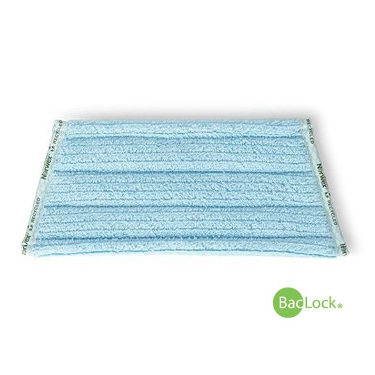 Wet Mop Pad Made from 70% Recycled Materials, blue – Small