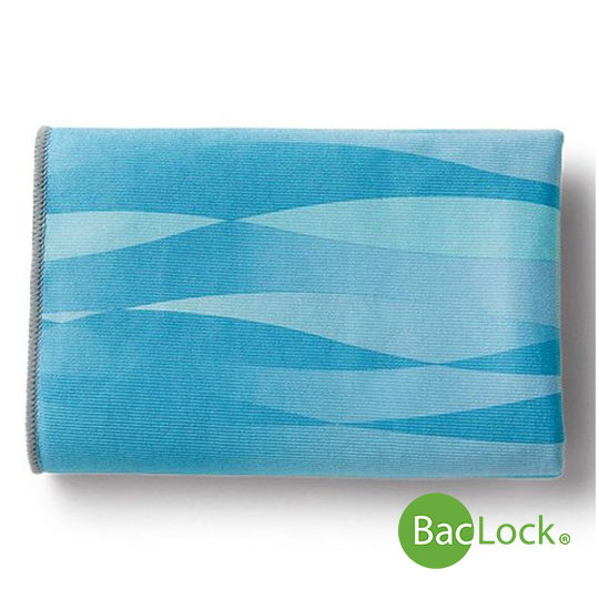 Window Cloth, wave pattern